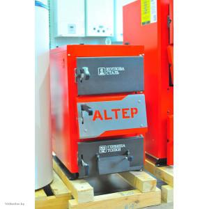 Обзор твердотопливного котла ALTEP COMPACT