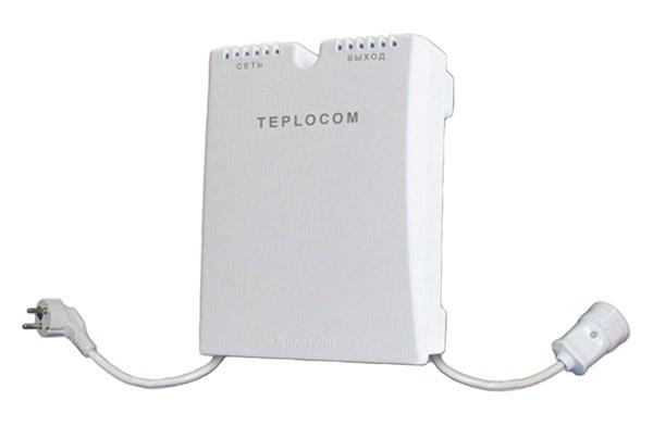 Стабилизатор напряжения Teplocom.