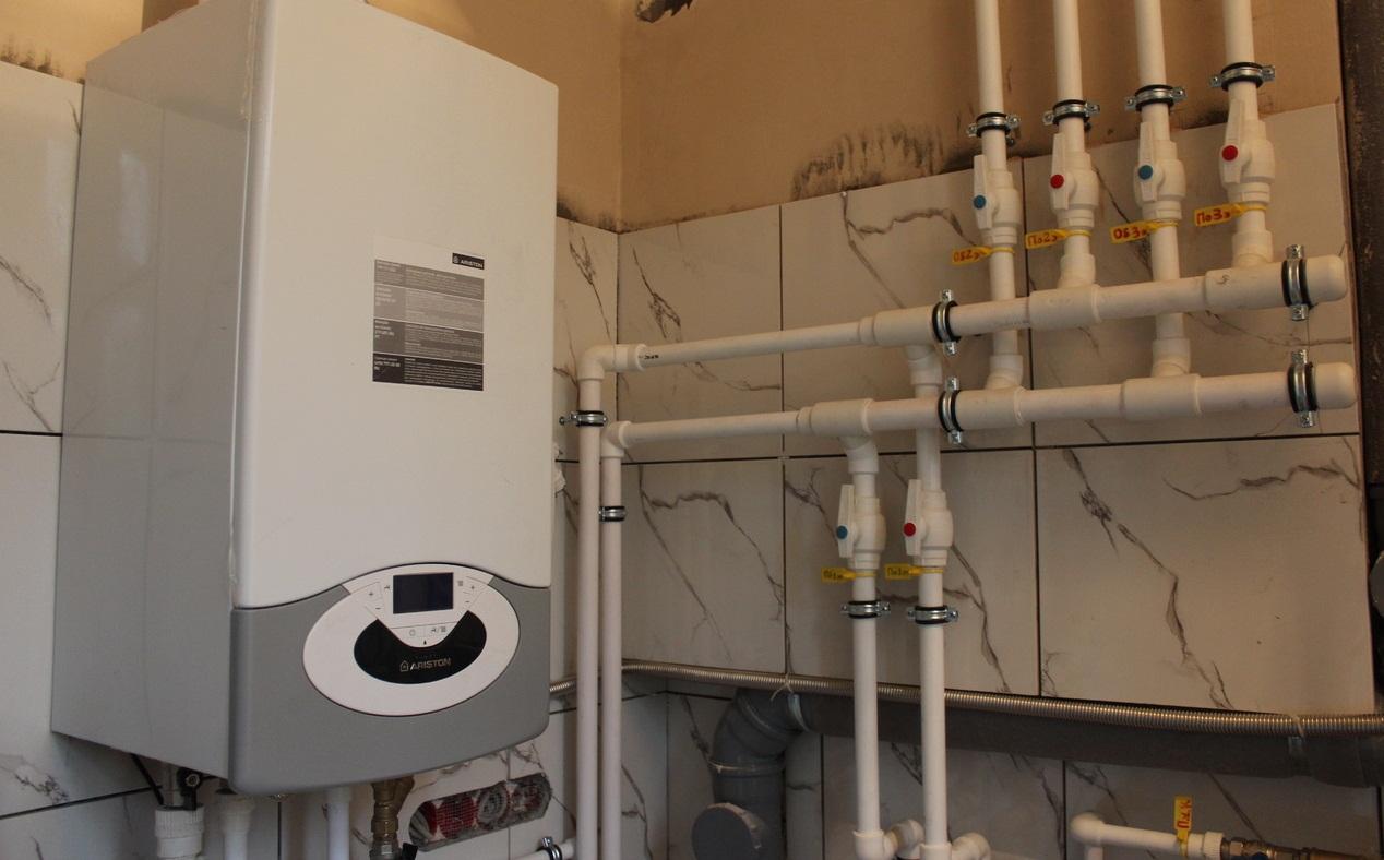 Теплообменник двухконтурного котла цена теплообменник газ вода расчет