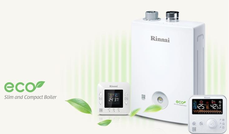 Газовый настенный котел Rinnai
